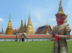 Buddhist Temples In Bangkok2 Thailand Sites