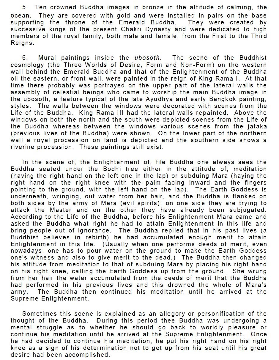 History of the Emerald Buddha page 4