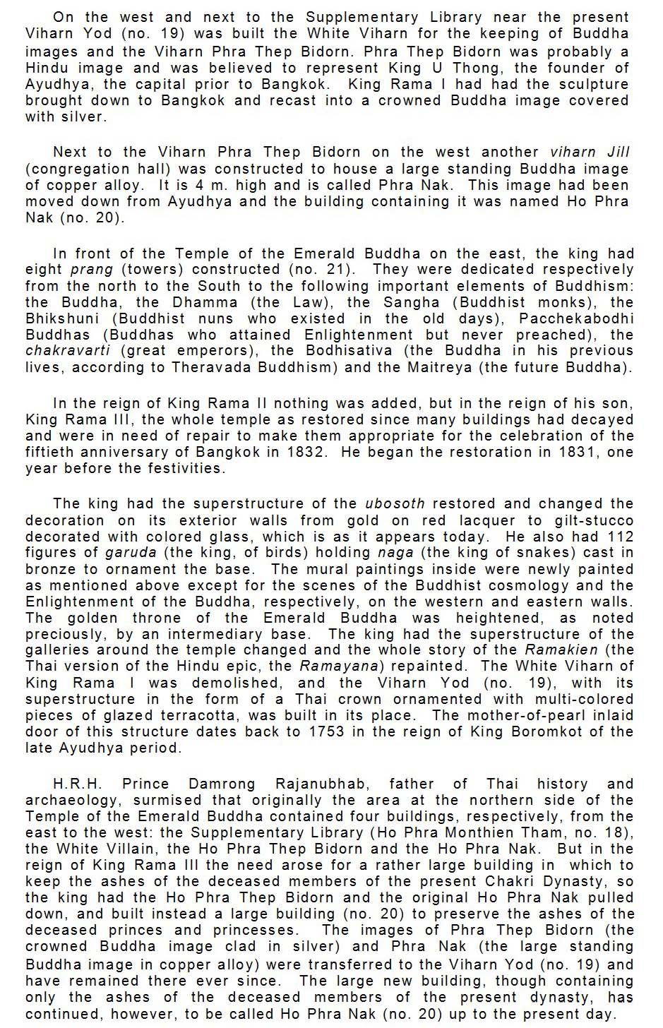 History of the Emerald Buddha page 6
