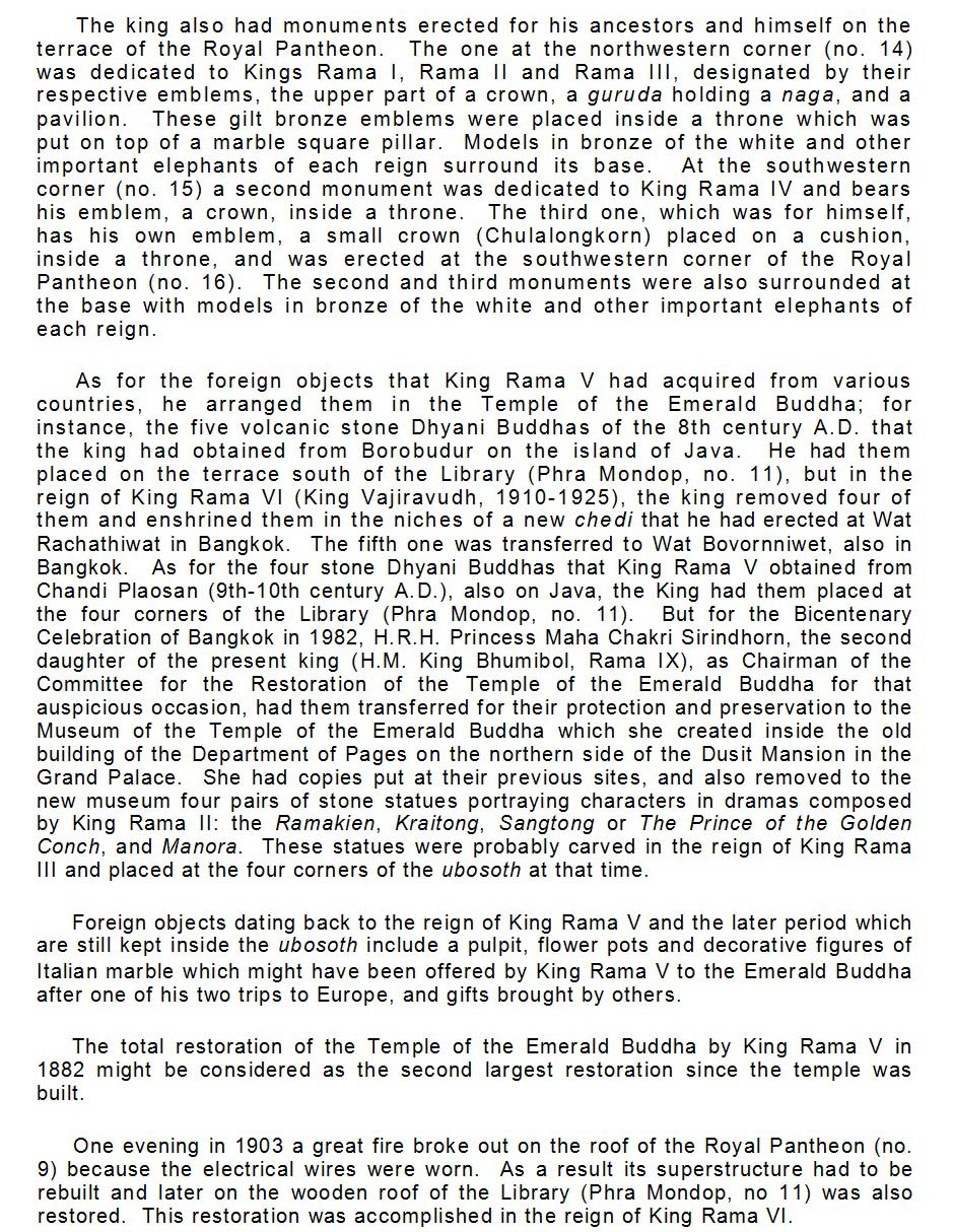 History of the Emerald Buddha page 9