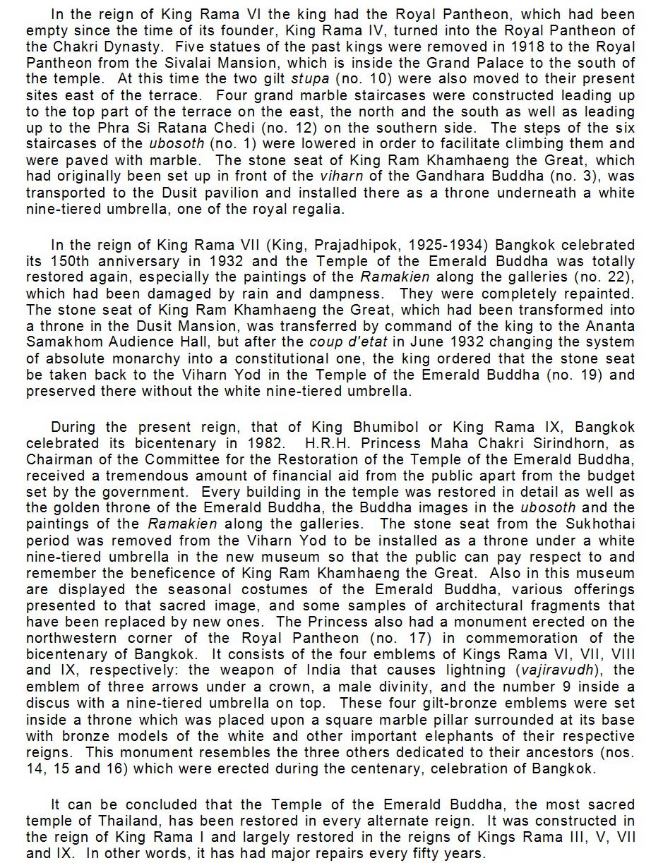 History of the Emerald Buddha page 10