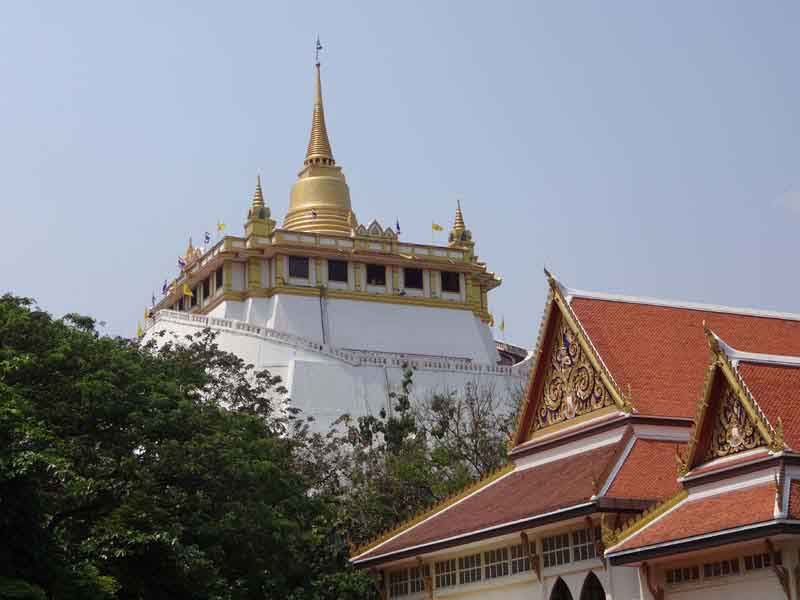 Wat Saket - The Golden Mount