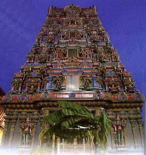 Wat Sri Maha Uma Devi, Bangkok