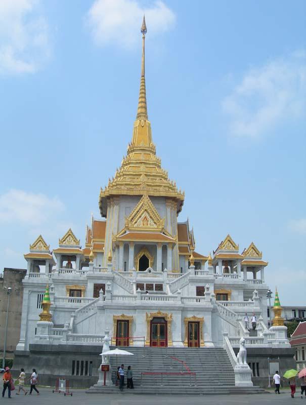 Wat Trimitr Gold Buddha