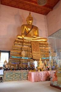 Wat Prayurawongsawat Worawharn